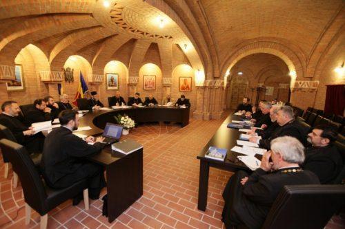 Şedinţă de lucru cu protoiereii în Eparhia Maramureşului