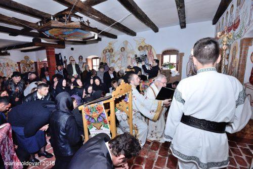 Duminica a 5-a din Post, prilej de mare bucurie pentru comunitatea ortodoxă din Sic