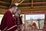 Hramul Mănăstirii Cristorel, în Sâmbăta lui Lazăr