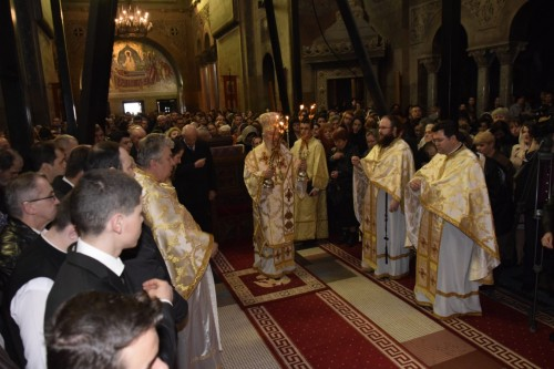 Premierea olimpicilor clujeni în Catedrala Mitropolitană