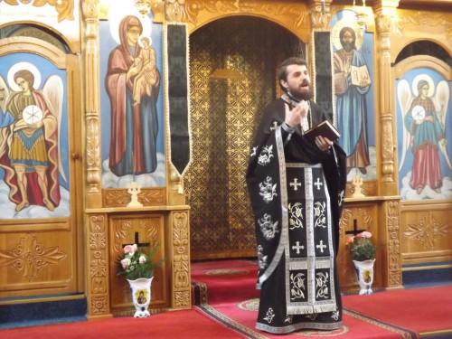 Momente duhovnicești în Parohia Huedin II
