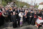 O sărbătoare luminoasă la Sfânta Liturghie Arhiereasca de la Săcel, pe Valea Izei