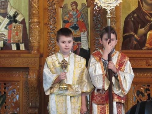 """Întâlniri duhovnicești în parohia """"Adormirea Maicii Domnului"""" în a 4-a săptămână din Post"""