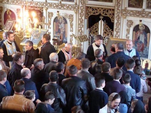 Bucurie duhovnicească pentru credincioşii din Parva