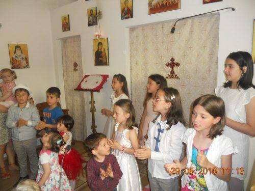 Ziua Copilăriei, marcată la parohia Sf. Ap. și Ev. Marcu din Florești
