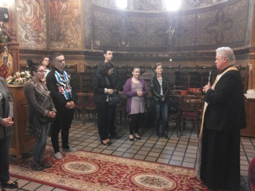 """Tinerele familii, sărbătorite în parohia clujeană """"Sfântul Nicolae"""""""
