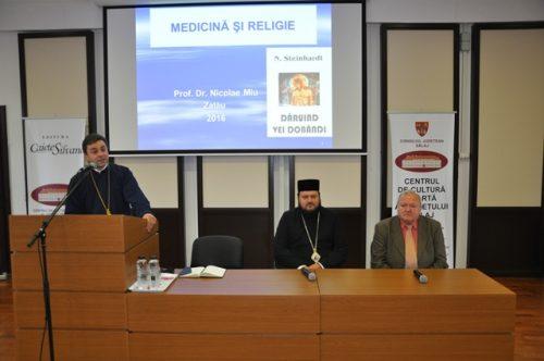 """Medicul pediatru Nicolae Miu: """"Medicul trebuie să devină credincios"""""""