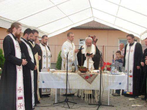 """Inaugurarea oficială a Centrului socio-educațional """"Sfântul Ioan Valahul"""" din Gilău"""