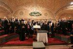 Slujba Invierii la Catedrala Episcopala din Baia Mare