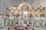"""Sfânta Liturghie Arhierească la biserica """"Bunavestire"""" din Satu Mare"""