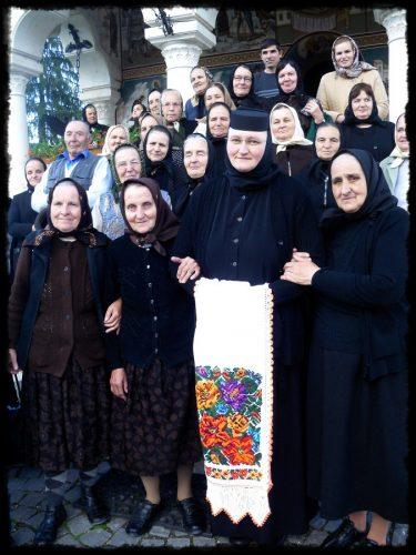 Pelerini năsăudeni la Izvorul Mureşului