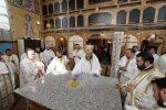 PS Iustin Sigheteanul a târnosit biserica din Asuaju de Jos