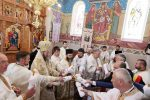 Târnosire în Parohia Culcea şi Sfântă Liturghie Arhierească