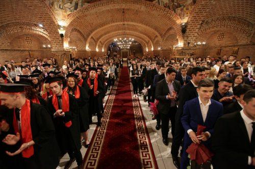 Elevii Seminarului Teologic din Baia Mare, premiați de PS Iustin Sigheteanul