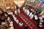 Târnosirea bisericii din Racşa
