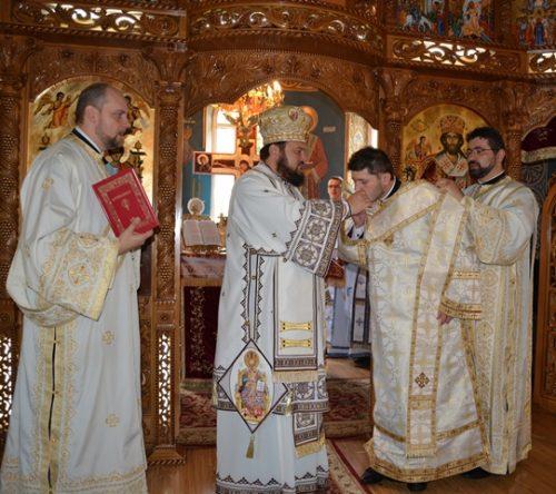Liturghie Arhierească la Parohia din Șimleu Silvaniei