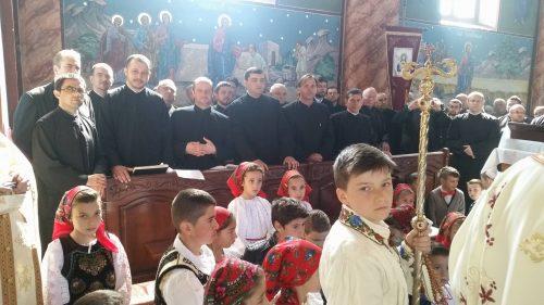 Preoţii din Protopopiatul Năsăud, reuniţi la conferinţa preoţească de primavară