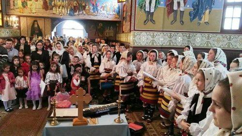 Părintele Emil Dănilă, cetăţean de onoare al comunei Ilva Mică