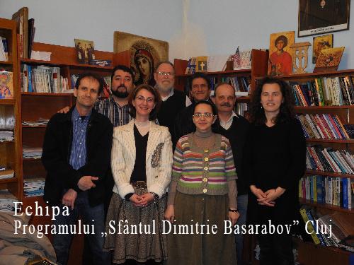 """""""Centrul Sfântul Dimitrie Basarabov"""" de consiliere în adicții"""