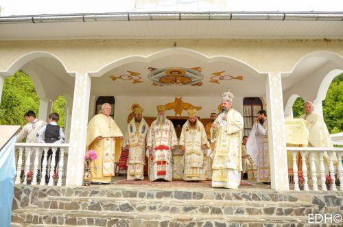 Sărbătoare aleasă în satul clujean Huta