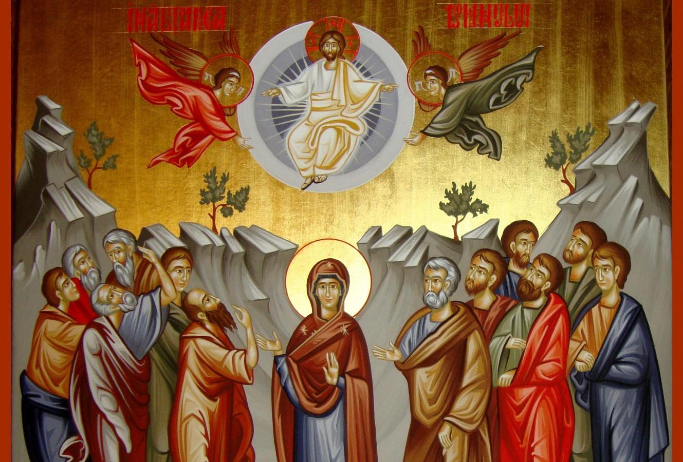Agenda Ierarhilor din Mitropolia Clujului de Înălțarea Domnului