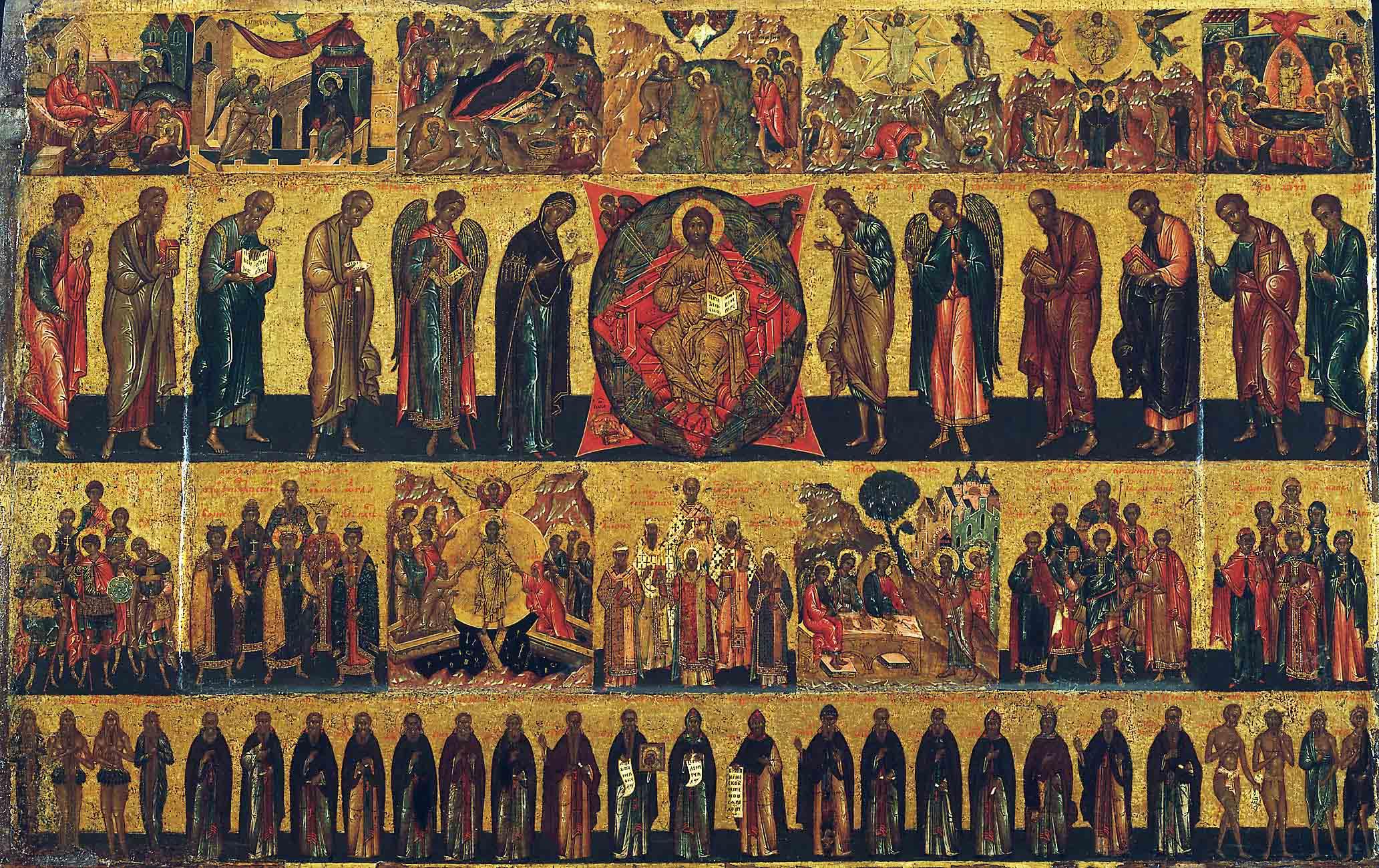 Agenda ierarhilor din Mitropolia Clujului, în Duminica întâi după Rusalii (a Tuturor Sfinților)
