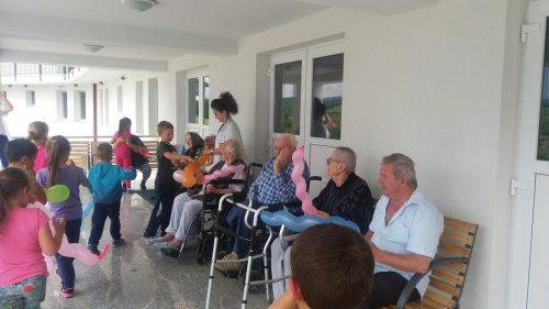Ziua de 1 Iunie, la Centrul de Servicii Sociale din Românași