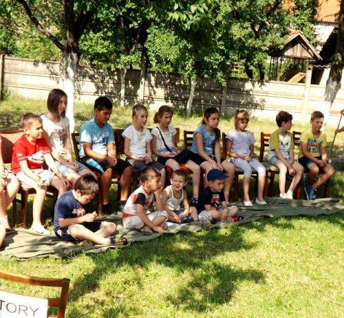 """""""O Copilărie Binecuvântată"""" și în această vară pentru copiii din Cluj-Napoca"""