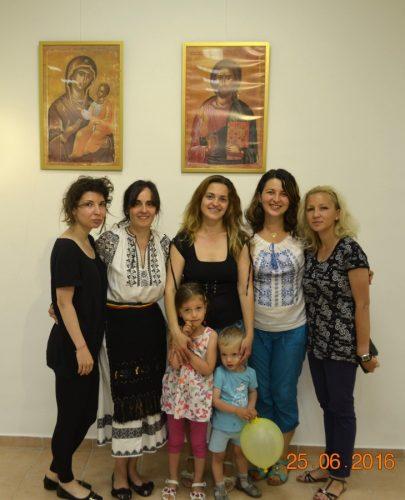 """""""Întâmplări cu îngeri"""" în parohia Sfântul Prooroc Ilie din Cluj"""