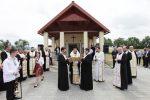 Binecuvântarea capelei de cimitir din Săbişa, Protopopiatul Baia Mare