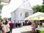 REPORTAJ: Hramul celei mai vechi biserici ortodoxe din Cluj-Napoca