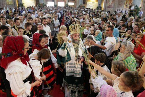 Pogorârea Sfântului Duh – sărbătoarea bucuriei la Baia Mare