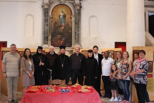 Icoana și tradiția din Transilvania, promovate pe meleaguri italiene