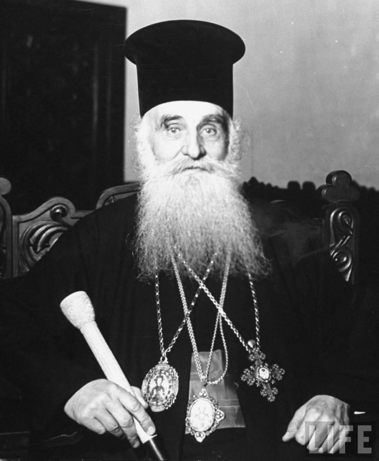 <span style='color:#B00000  ;font-size:14px;'>Oameni de ieri și de azi</span> <br> Patriarhul Miron Cristea &#8211; un militant pentru românismul genuin</p>
