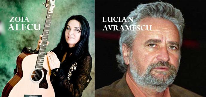 Lucian Avramescu și Zoe Alecu