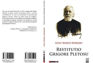 <span style='color:#B00000  ;font-size:14px;'>Oameni de ieri și de azi</span> <br> Grigore Pletosu – primul critic literar al lui George Coșbuc</p>