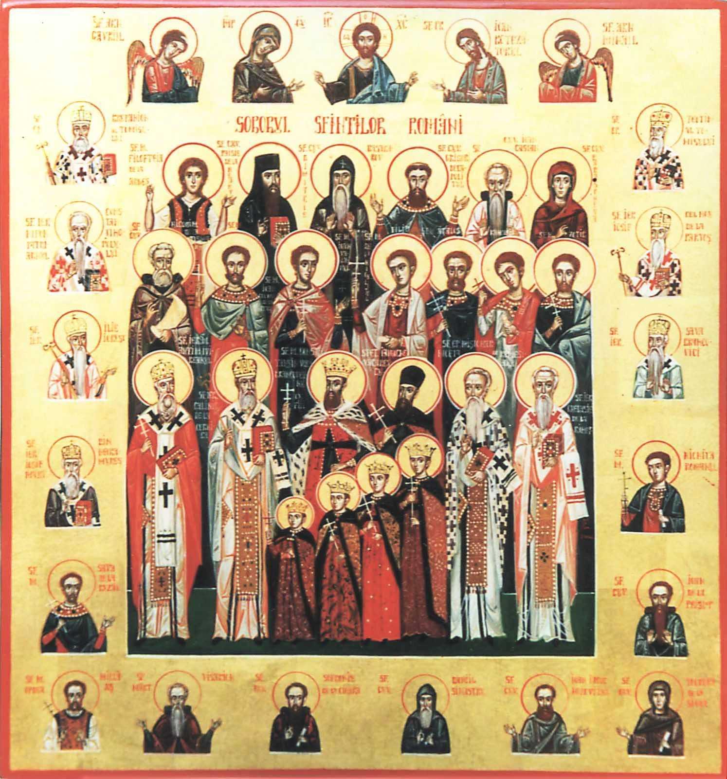 Agenda Ierarhilor din Mitropolia Clujului, în duminica Sfinților Români
