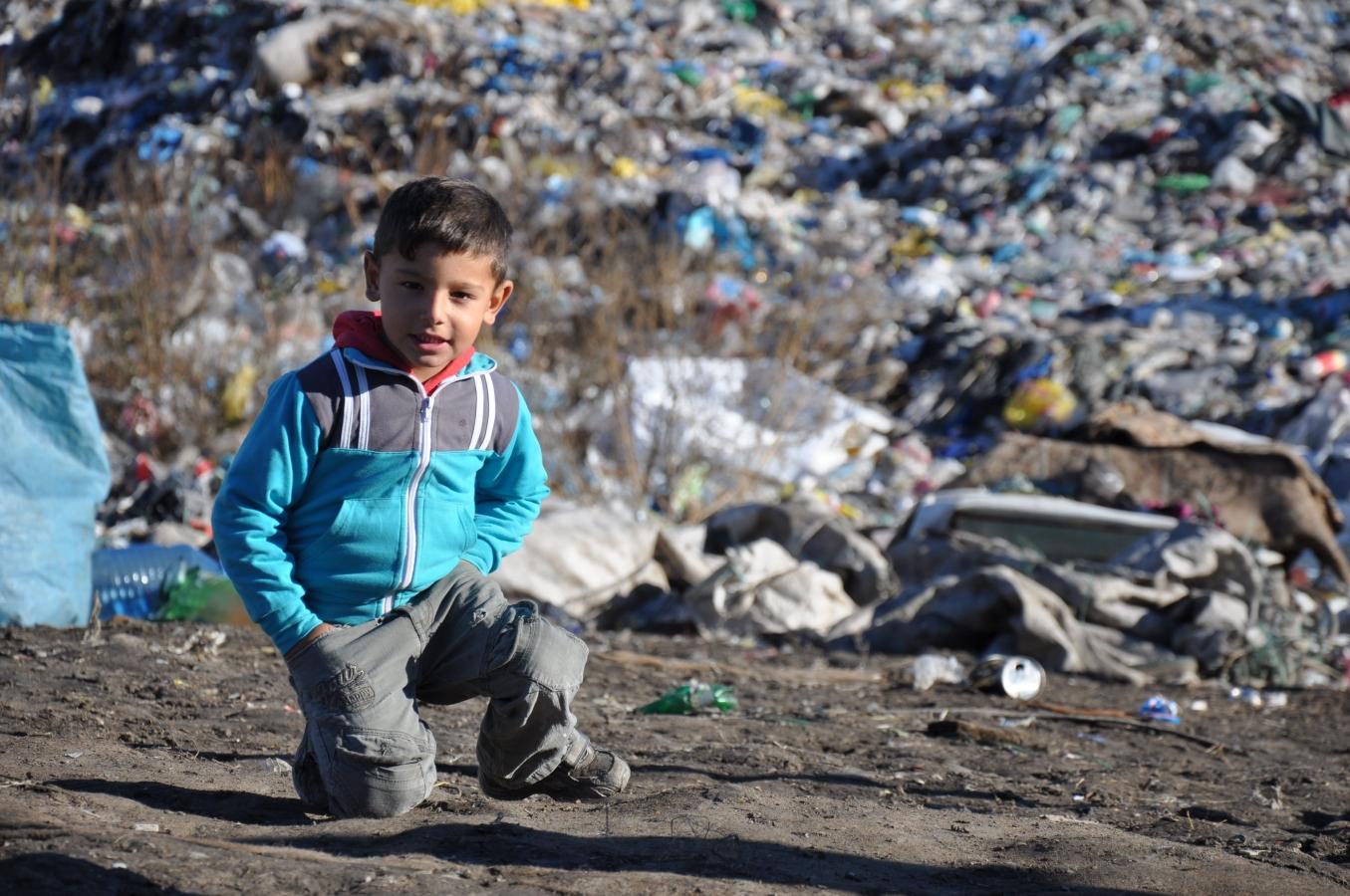 """Ziua Copilului, organizată de Asociația Ortodoxă pentru rromi """"Sfântul Moise Arapul"""""""