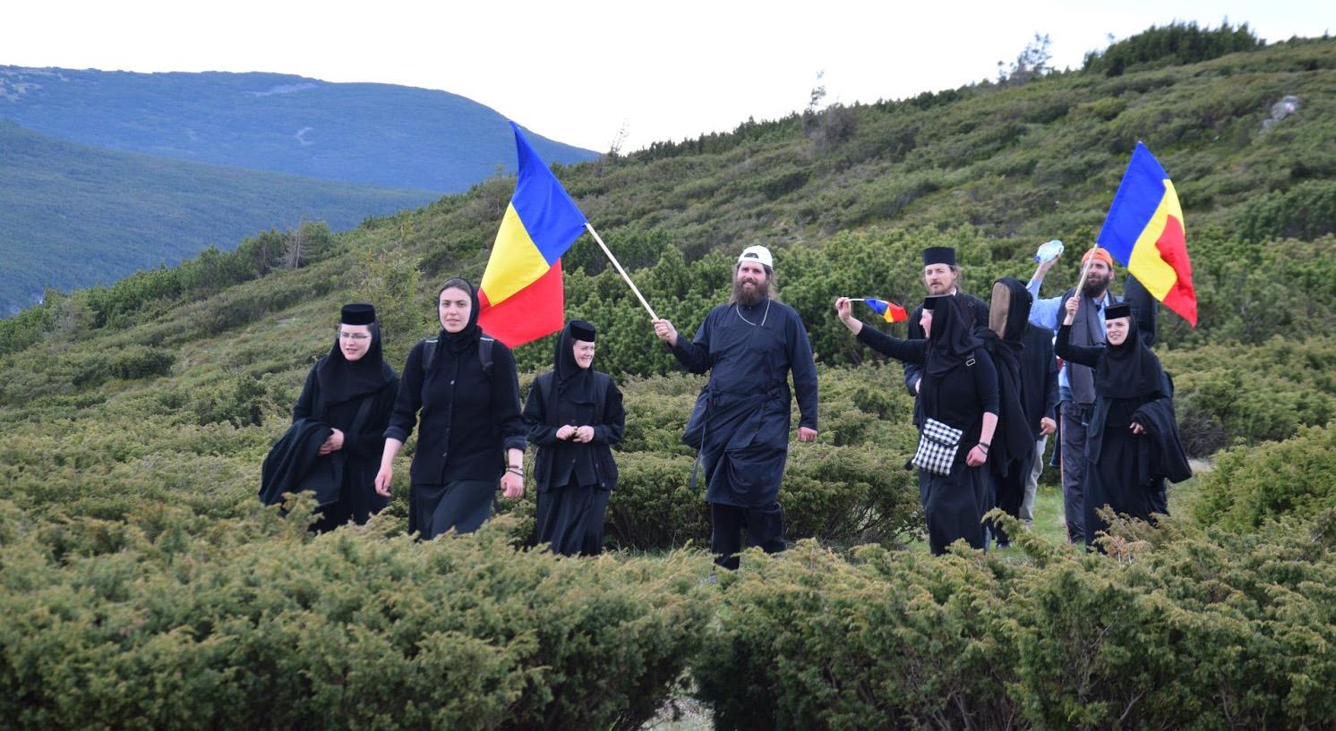 Călugării sunt santinele Bisericii