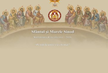 <span style='color:#B00000  ;font-size:14px;'>Sfinții Părinți, contemporanii noștrii</span> <br> Organizarea Sfântului și Marelui Sinod</p>