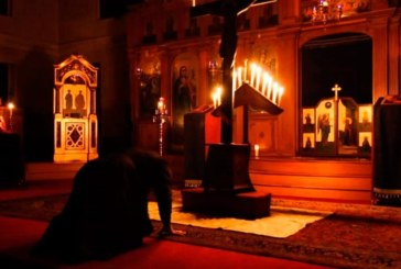 <span style='color:#B00000  ;font-size:14px;'>Sfinții Părinți, contemporanii noștrii</span> <br> Biserica ortodoxă sârbă</p>