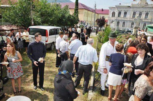 Hramul Bisericii Ortodoxe din Rodna