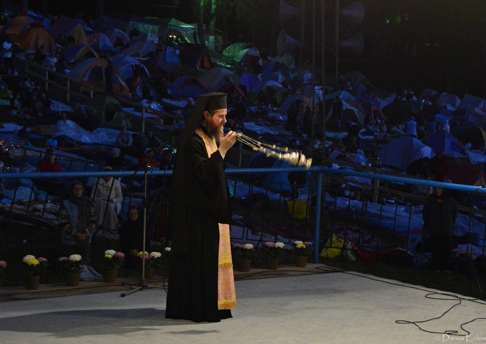 Predică la Adormirea Maicii Domnului în Catedrala Mitropolitană din Cluj-Napoca