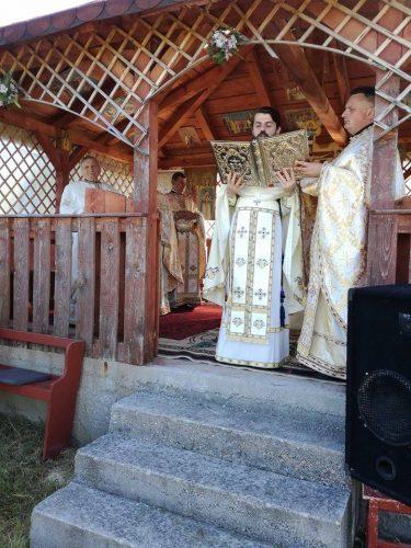 Sărbătoarea fiilor satului, zi de prăznuire pentru sătenii din Gădălin