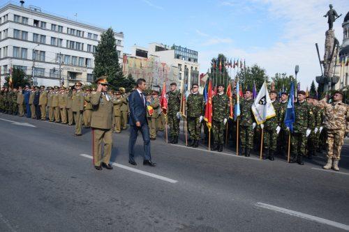 Mitropolitul Clujului, prezent la manifestările dedicate centenarului Deviziei 4 Infanterie Gemina