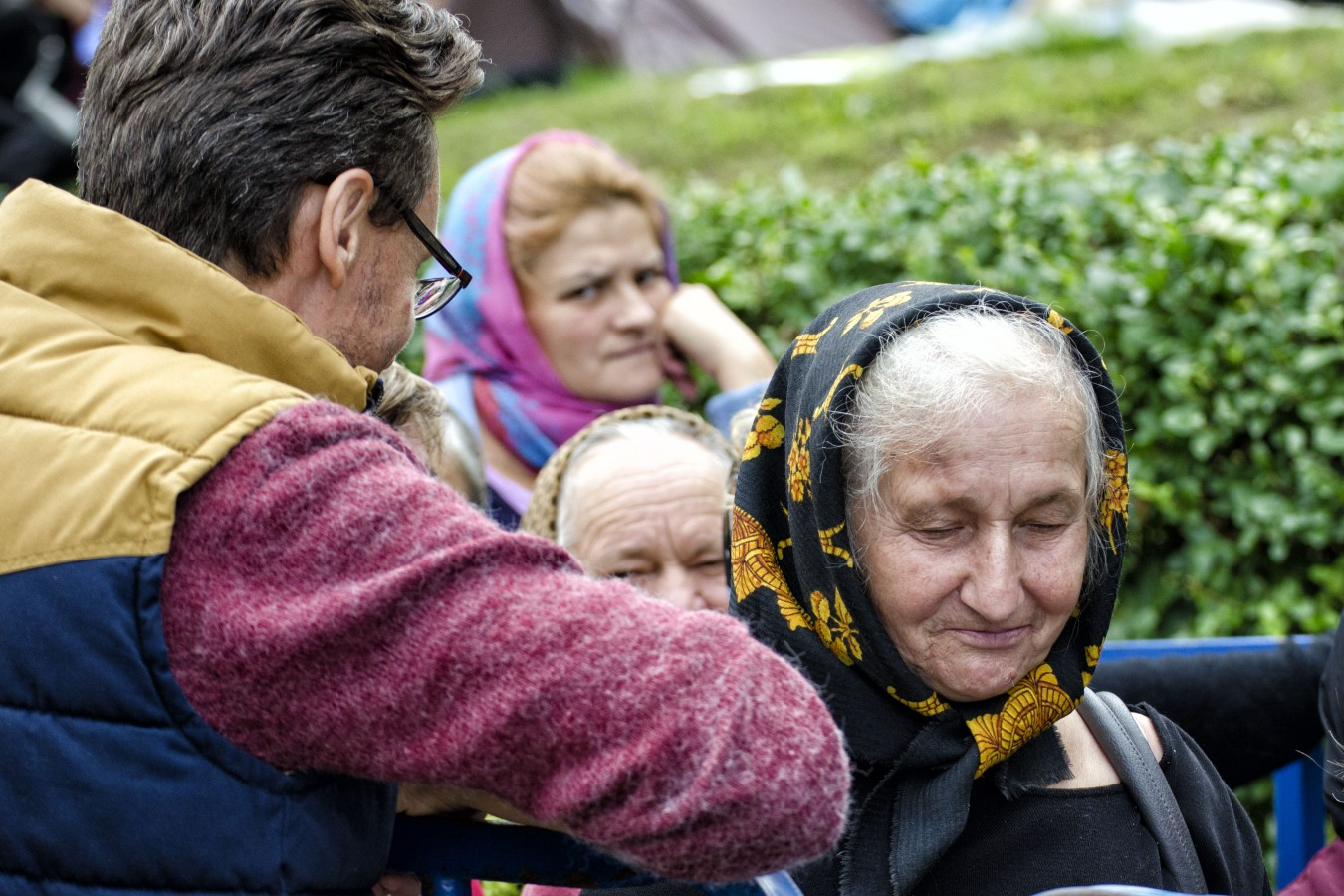 Peste 10 mii de pelerini, în rugăciune la Mănăstirea Nicula