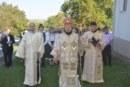 Resfințirea bisericii din Parohia Dobrin, Episcopia Sălajului