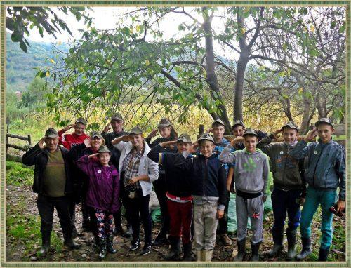 Tinerii din Nepos luptă pentru ocrotirea naturii