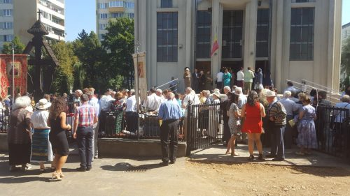 """22 de ani de slujire neîntreruptă în Parohia """"Nașterea Domnului"""" din Cluj-Napoca"""