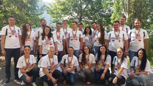 Tinerii ortodocși din Arhiepiscopia Clujului, la ITO 2016